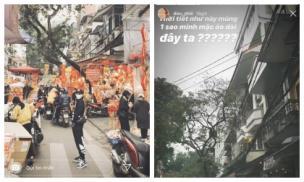 Diệu Nhi check in tại Hà Nội cùng Anh Tú, về quê đón Tết cùng gia đình bạn trai?