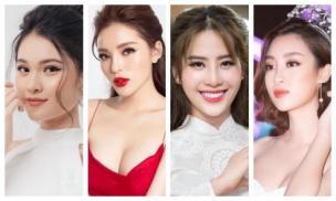 Nhìn đường tình của 4 Hoa hậu, Á hậu tuổi Tý: Người mập mờ chuyện yêu đồng tính, người dính phốt kẻ thứ ba