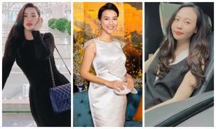 Hội mỹ nhân Việt năm đầu làm dâu: Người khoe nhà sang xịn, người lại thoải mái về thăm bố mẹ đẻ