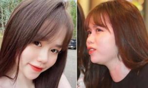 Bạn gái Quang Hải giải thích về sự khác biệt giữa ảnh trên mạng và ngoài đời