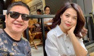 Nghệ sĩ Chí Trung đăng ảnh hẹn hò bên người yêu dịp cuối tuần
