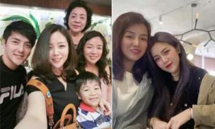 Em gái Ông Cao Thắng đăng ảnh cùng người chị hiếm khi lộ diện: Nhan sắc cũng không phải dạng vừa đâu