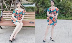Nghệ sĩ Vân Dung tung loạt ảnh đẹp ở tuổi 44, dân tình đặc biệt chú ý đến đôi chân dài như 'siêu mẫu'