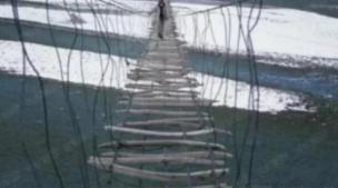 Trắc nghiệm tâm lý: Bằng trực giác bạn thấy cầu treo nào là không an toàn nhất? Kiểm tra IQ của bạn trong vài giây, siêu chính xác!