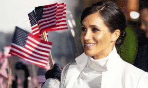 Meghan Markle - con dâu của Hoàng gia Anh ôm giấc mộng tranh cử Tổng thống Mỹ?