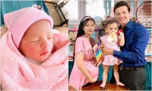 Diễn viên Dương Hoàng Anh đón con gái thứ hai ở tuổi 40