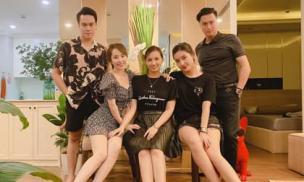 Huyền My show ảnh cực thân bên hội bạn mới mừng sinh nhật Mai Phương Thúy, nhưng vắng mặt chính chủ