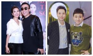 HH Thu Hoài và Trịnh Thăng Bình lần lượt bênh vực Trấn Thành khi bị chê 'kém duyên' dẫn chương trình về rap