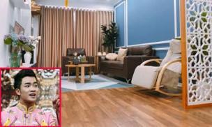 Khám phá không gian căn hộ mới của 'cô Đẩu thử việc' trong 'Táo quân' - Đỗ Duy Nam