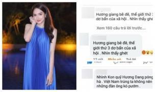 Tung ảnh đẹp giữa nghi án hẹn hò CEO, Hương Giang bị anti-fan xúc phạm nặng nề