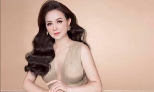'Diễn viên 4 đời chồng' Đào Hoàng Yến trẻ trung, gợi cảm ở tuổi 44