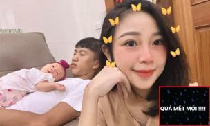 Vợ Phan Văn Đức làm rộ lên nghi án trục trặc khi đăng status tâm trạng giữa đêm rồi vội xóa