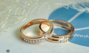 Nhẫn cưới nên chọn vàng gì?
