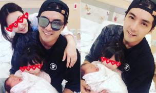 'Mỹ nam xứ Đài' Hạ Quân Tường ép vợ sinh sớm 2 tuần vì không thích con gái mang cung Xử Nữ