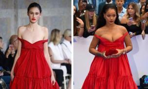 Hơn 20 bộ trang phục trên sàn catwalk trông hoàn toàn khác biệt đối với người mẫu và người nổi tiếng