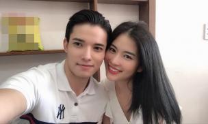 Chị gái Nam Em và bạn trai người mẫu dính nghi vấn chia tay