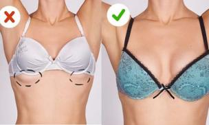 Hướng dẫn cơ bản để chọn áo ngực phù hợp với bản thân mình
