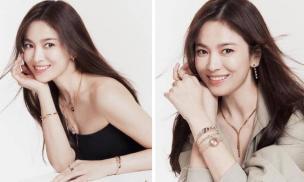 Vừa bước sang tuổi 39, Song Hye Kyo đã chơi lớn với hình ảnh gợi cảm cùng thông điệp ẩn ý về tình yêu