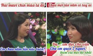 Bạn muốn hẹn hò: Cô gái Tuy Hòa và cú thả thính 'đi vào lòng đất' bị bà mối Hồng Vân 'bóc mẽ'