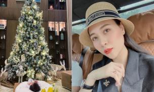 Đàm Thu Trang tiết lộ về 'khoản lãi' sau khi kết hôn với Cường Đô la