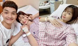 Mạc Văn Khoa tiết lộ đã khóc 4 lần khi vợ vào phòng mổ: 'Chờ vợ từ phòng hồi sức ra hơn 10 tiếng nó dài kinh khủng khiếp'