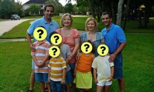 Hai anh em sinh đôi cưới cặp chị em song sinh 23 năm trước, con của họ trông thế nào?