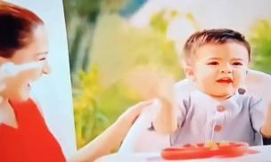 Con trai 'Mỹ nhân đẹp nhất Philippines' lần đầu làm chuyện này khi chưa đầy 2 tuổi