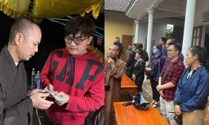 MC Đại Nghĩa dành hơn 600 triệu đồng trở lại giúp đỡ bà con miền Trung ăn Tết ấm no sau thiên tai