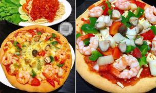 Công thức làm pizza đơn giản tại nhà, ai cũng có thể thực hiện thành công