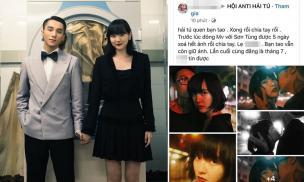 Hải Tú bị lập group anti-fan khi bị cho là 'trà xanh' giữa nghi vấn Sơn Tùng M-TP và Thiều Bảo Trâm 'toang'