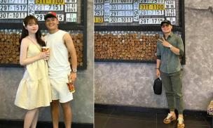 Quang Hải đăng ảnh ở chốn cũ, Huỳnh Anh cũng diện lại chiếc váy khi còn hẹn hò: Chuyện gì đây?