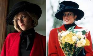 Hé lộ hình ảnh đầu tiên của mỹ nhân 'Chạng vạng' khi vào vai Công nương Diana