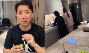 Trấn Thành lại 'vạch mặt' Hari Won ăn cơm xong bắt mẹ ruột rửa chén, khẳng định chắc nịch: 'Đẻ con gái chỉ lời được đứa con rể thôi'