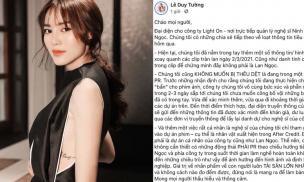 Phía Lan Ngọc đã xác định được danh tính cô gái trong clip nhạy cảm, khẳng định không phải là chiêu trò để PR phim