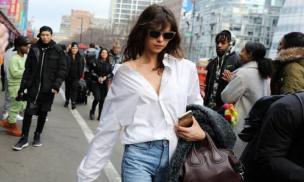 Dạy bạn cách phối đồ với sơ mi trắng mang phong cách thời trang cao cấp