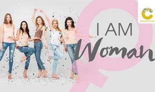 I AM WOMAN – Chúc mừng Ngày Quốc Tế Phụ Nữ tại Crescent Mall