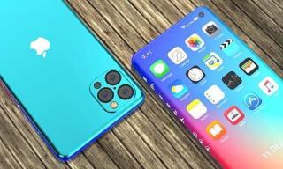iPhone 13 lộ bản thiết kế đầu tiên, màn hình cong thay đổi hoàn toàn diện mạo