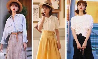 Mix đồ phong cách retro, áp dụng theo cách này thì luôn sành điệu và xinh đúng chất tiểu thư