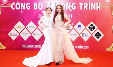 Á hậu Phan Phương chính thức là thành viên Hội đồng thẩm định sắc đẹp Hoa hậu thương hiệu Oliva