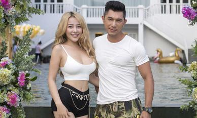 Từng tố nhau sau chia tay, nay Lương Bằng Quang và Ngân 98 lại thân thiết như chưa từng có cuộc chia ly