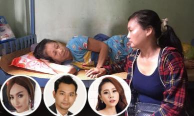 Sao Việt kêu gọi giúp đỡ nghệ sĩ Diễm Trinh bị bệnh nặng, phải nhập viện vì ra máu quá nhiều