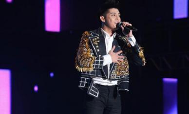 Noo Phước Thịnh đại diện Việt Nam biểu diễn tại 'V Heartbeat live in Seoul'