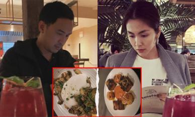 Không hoa hay quà, vợ chồng Hà Tăng mừng ngày 20/10 cực thú vị