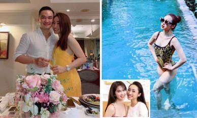 Bạn gái mới của diễn viên Chi Bảo: Xinh đẹp, nóng bỏng, là giám đốc một thẩm mỹ viện nổi tiếng
