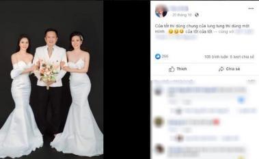 Sự thật về đám cưới '1 ông 2 bà' gây xôn xao MXH ở Thái Nguyên