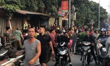 Vụ chém chết người ở tiệm cầm đồ tại Hà Nội: Bắt giữ 2 nghi phạm