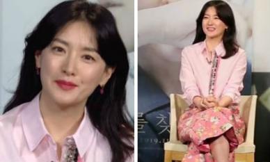'Nàng Dae Jang Geum' Lee Young Ae hack tuổi bằng set đồ hồng ngọt ngào
