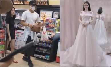 Sự thật việc MC xinh đẹp của đài VTV diện váy cưới chuẩn bị kết hôn cùng Bùi Tiến Dũng