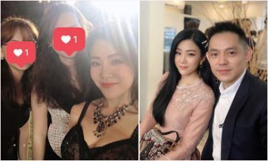 Em gái Ông Cao Thắng lại 'gây bão' khi khoe vòng một siêu nóng bỏng sau đám cưới của anh trai