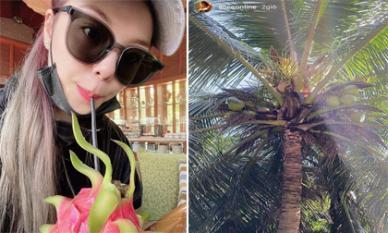 Ca sĩ Ailee bất ngờ khoe ảnh du lịch Đà Nẵng
